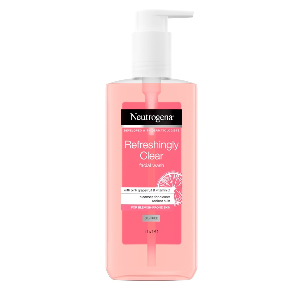 Neutrogena® Refreshingly Clear čistilni gel za obraz