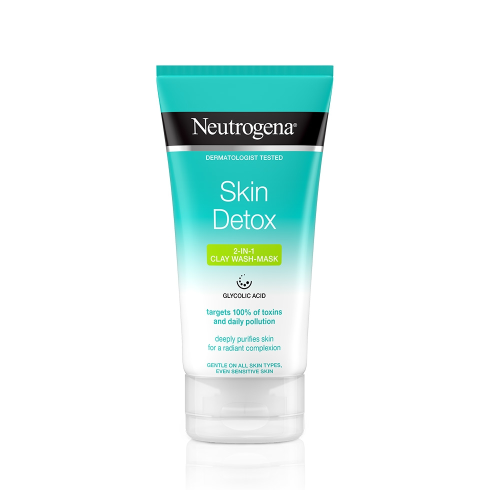 Neutrogena® Skin Detox maska od gline za čišćenje lica